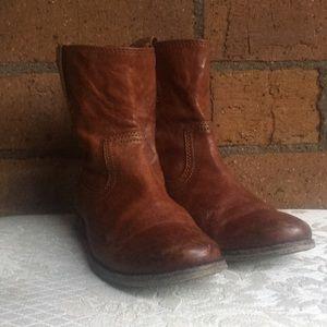 Frye Annie shortie boots